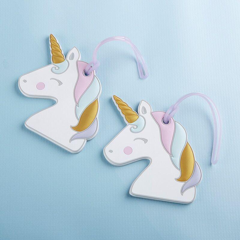Unicorn Luggage Tag 11031