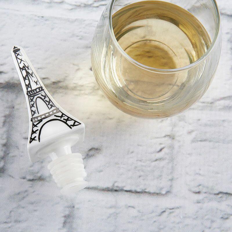 Paris Eiffel Tower Bottle Stopper