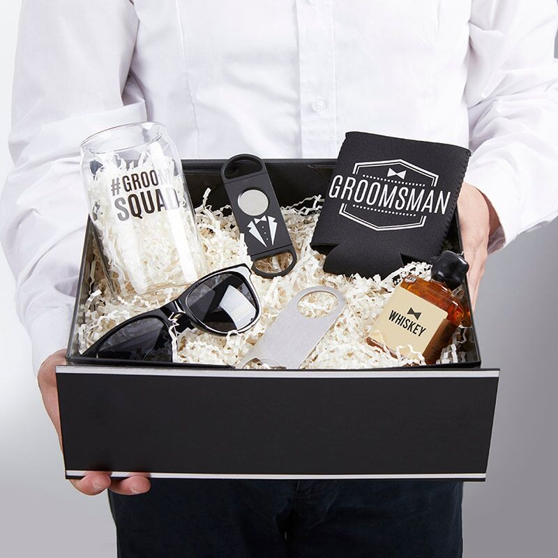 Groomsman Gift Box 11046