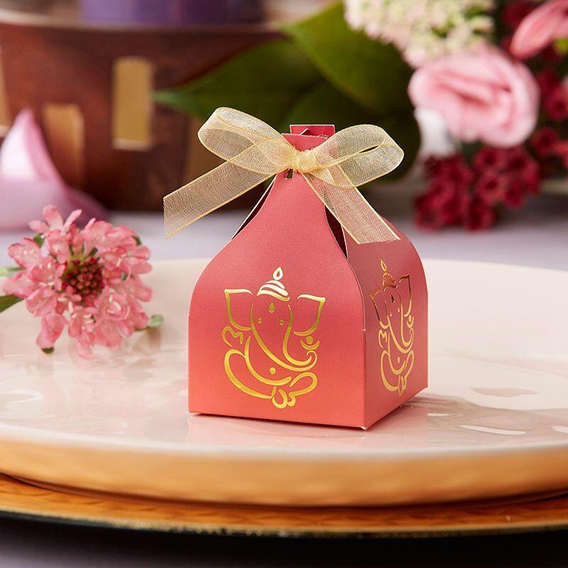 Ganesha Favor Box