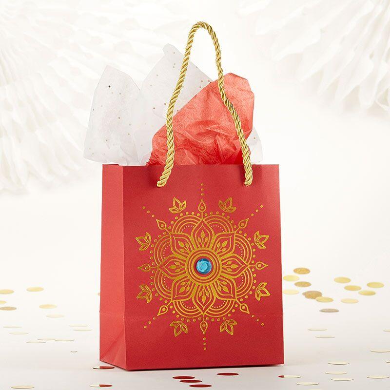 Indian Jewel Gift Bag 11050