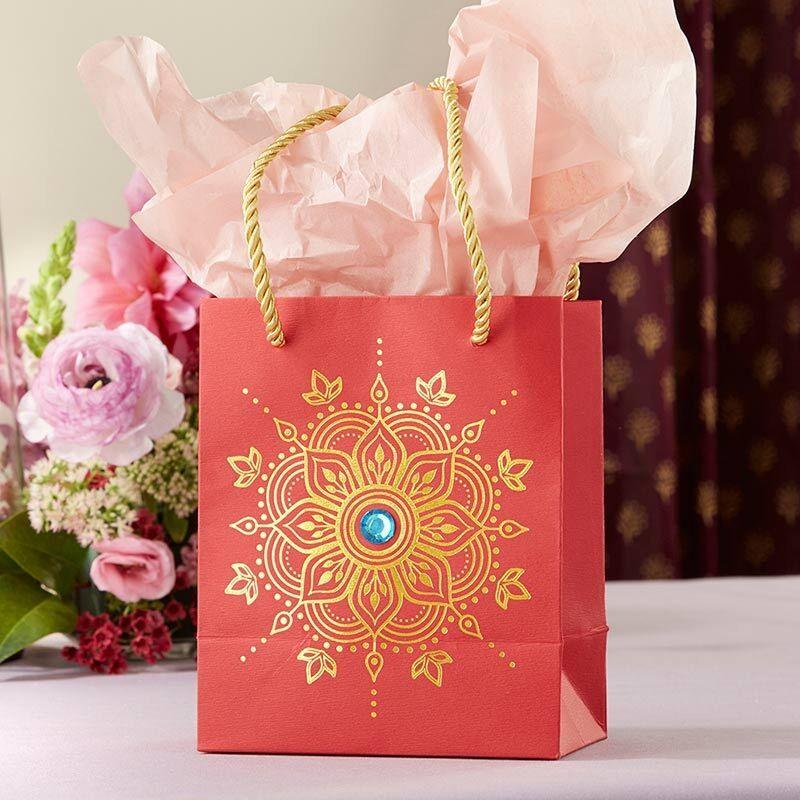 Indian Jewel Welcome Bag