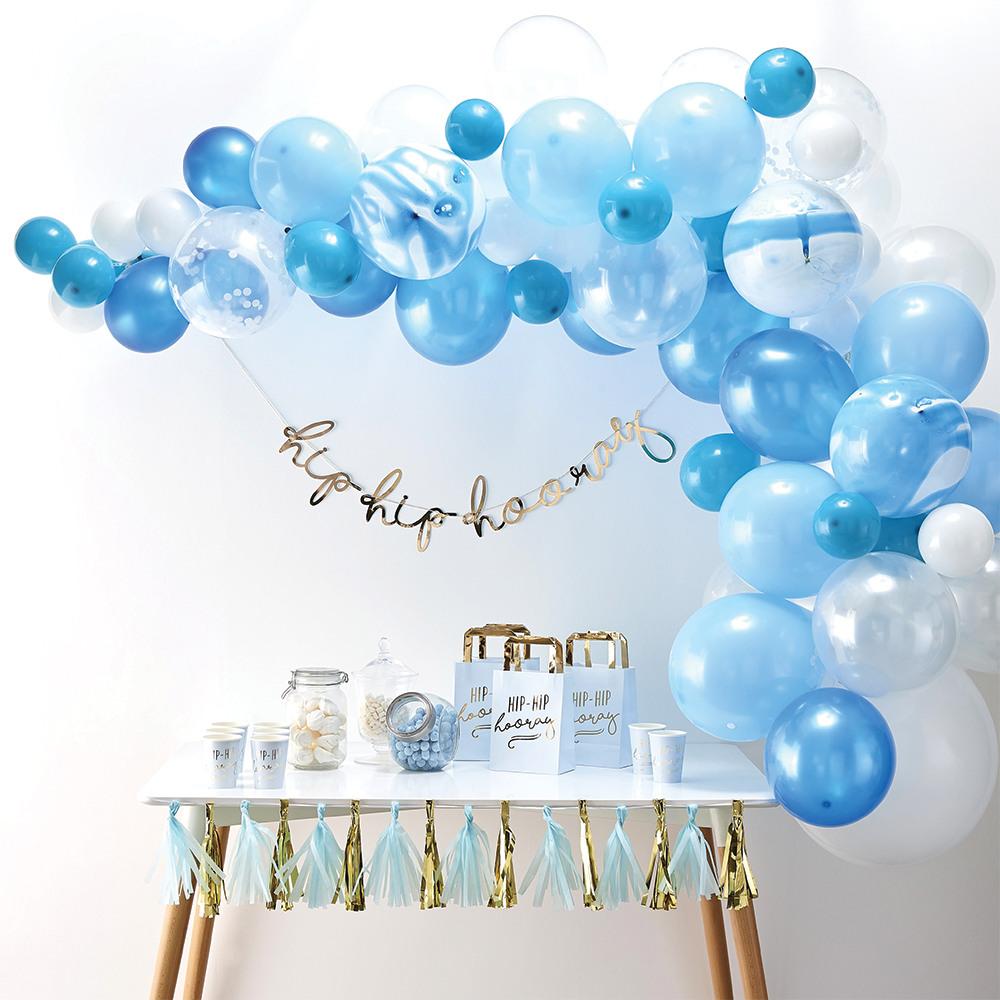 Balloon Arch Kit blue