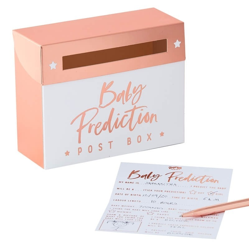 Baby Prediction Box Game 2