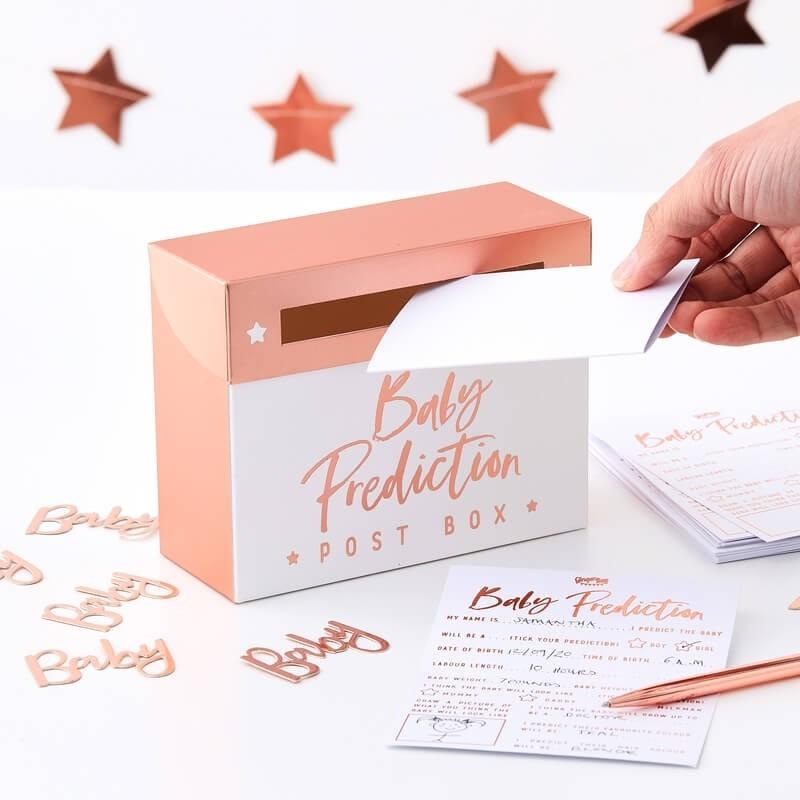 Baby Prediction Box Game 11262