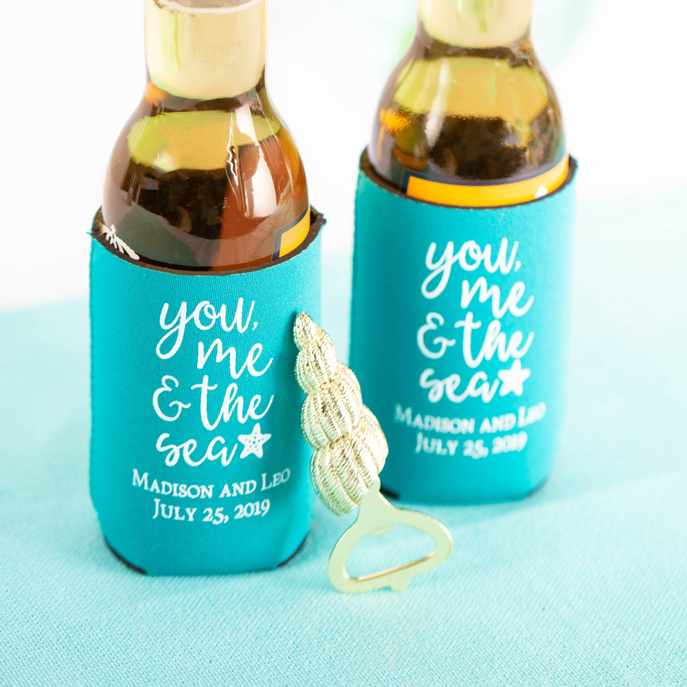 Sea Shell Bottle Opener