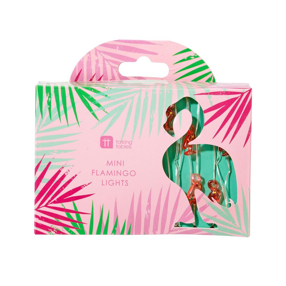 Mini Flamingo Lights 11281