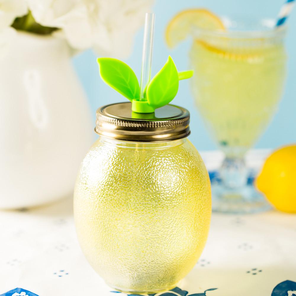 Lemon Glass Sipper 11308