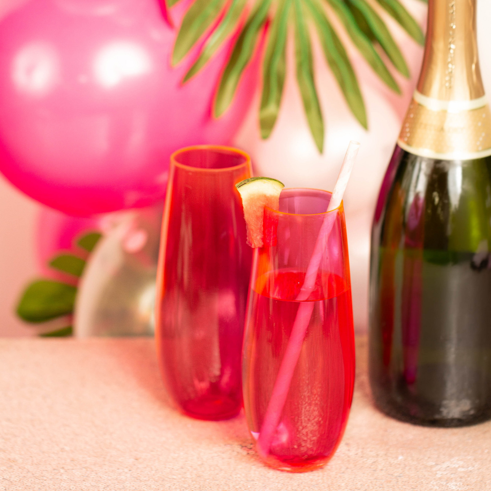 Acylic Stemless Champagne Flute 11309