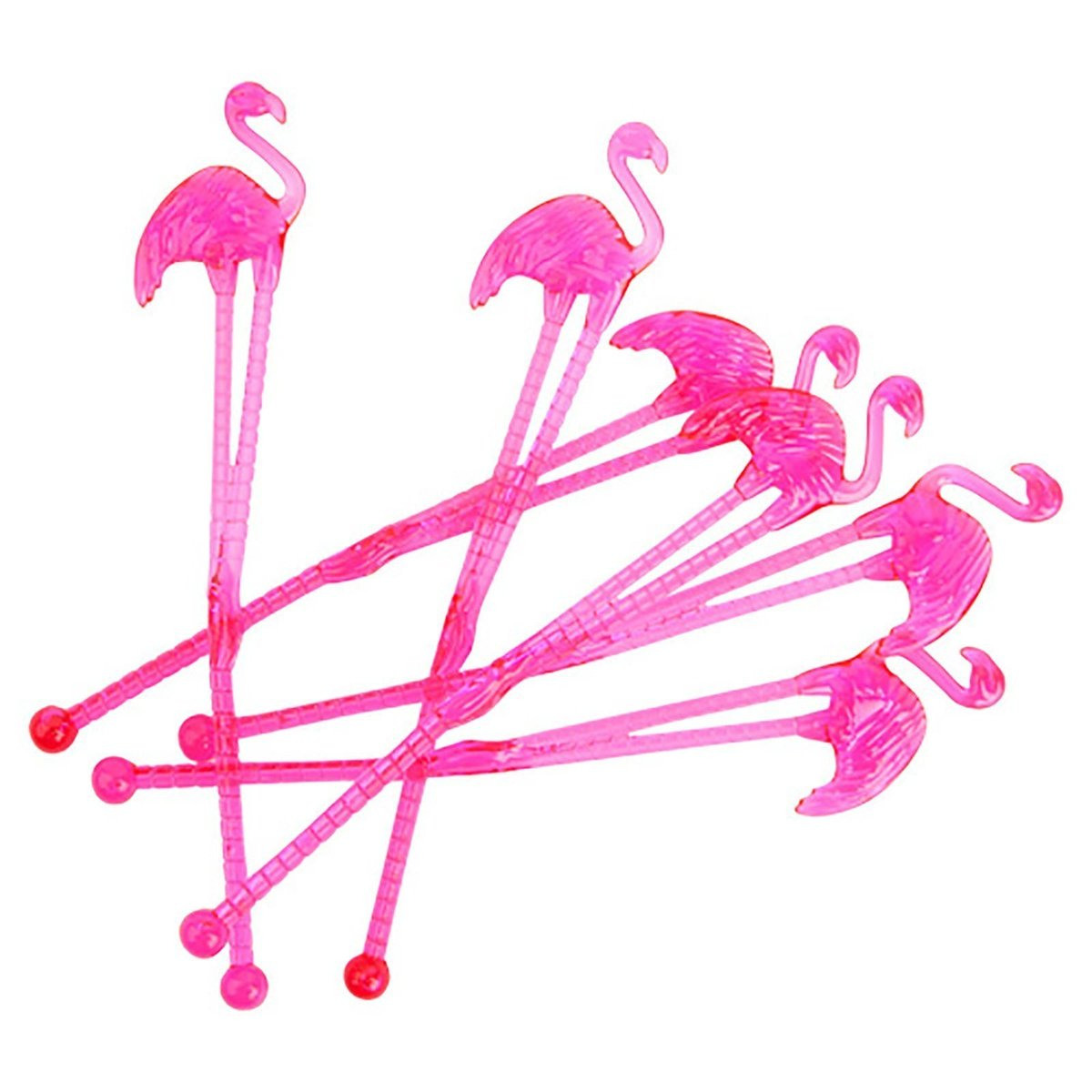 Cocktail Flamingo Stirrers