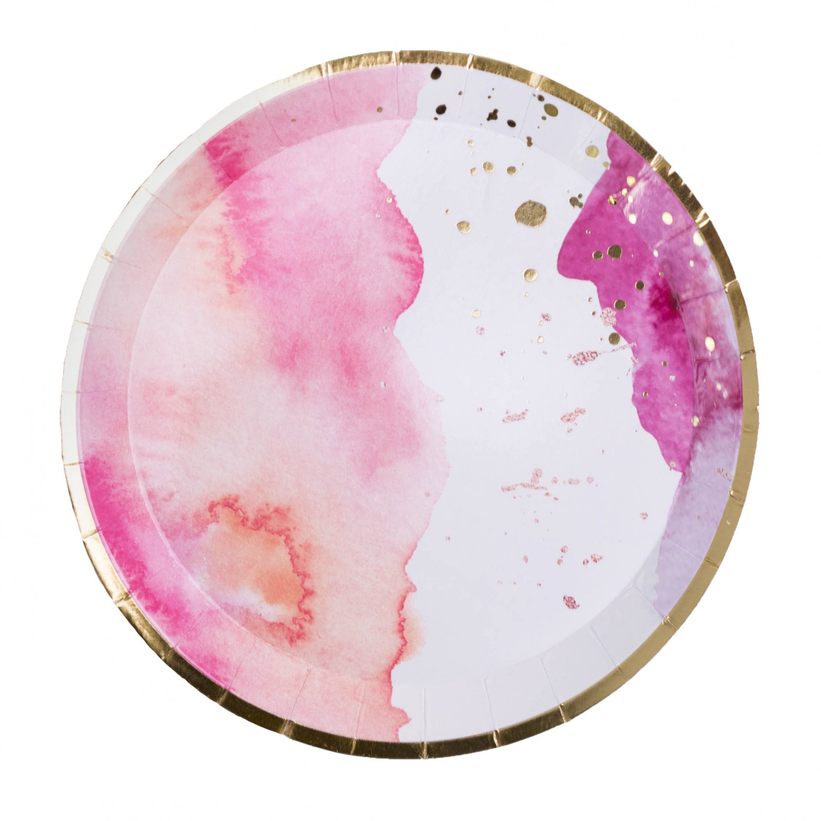 Pretty in Pink Charger Plate