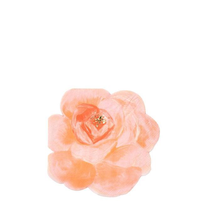 Rose Garden Napkins