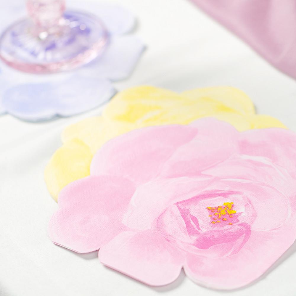Rose Garden Napkins 11389