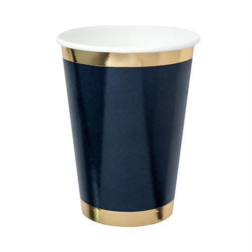 Posh Cups navy