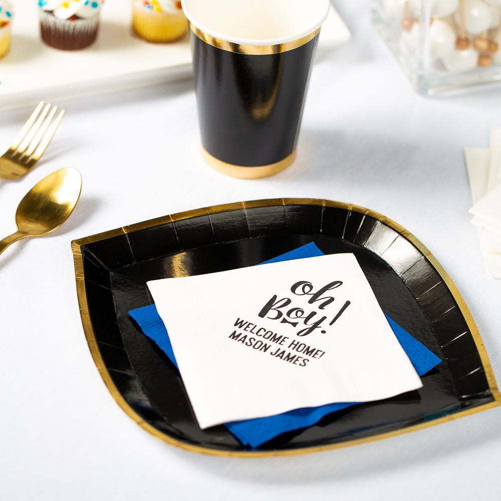 Posh Dinner Plate 11406
