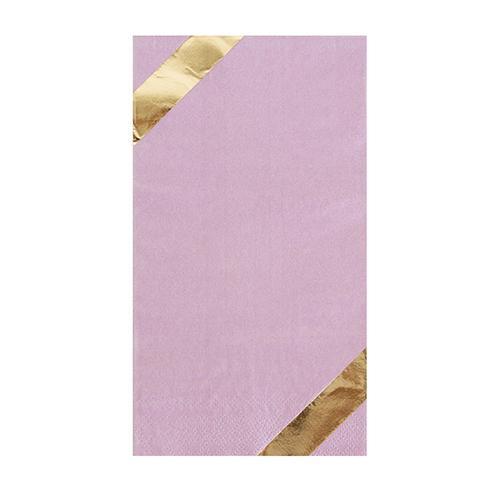 Posh Guest Napkin lilac
