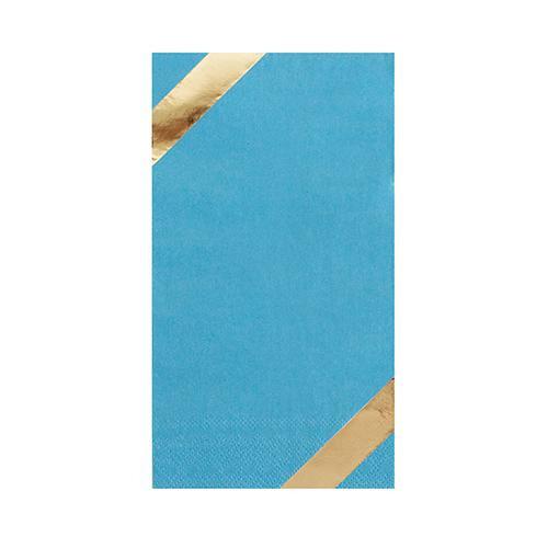 Posh Guest Napkin blue