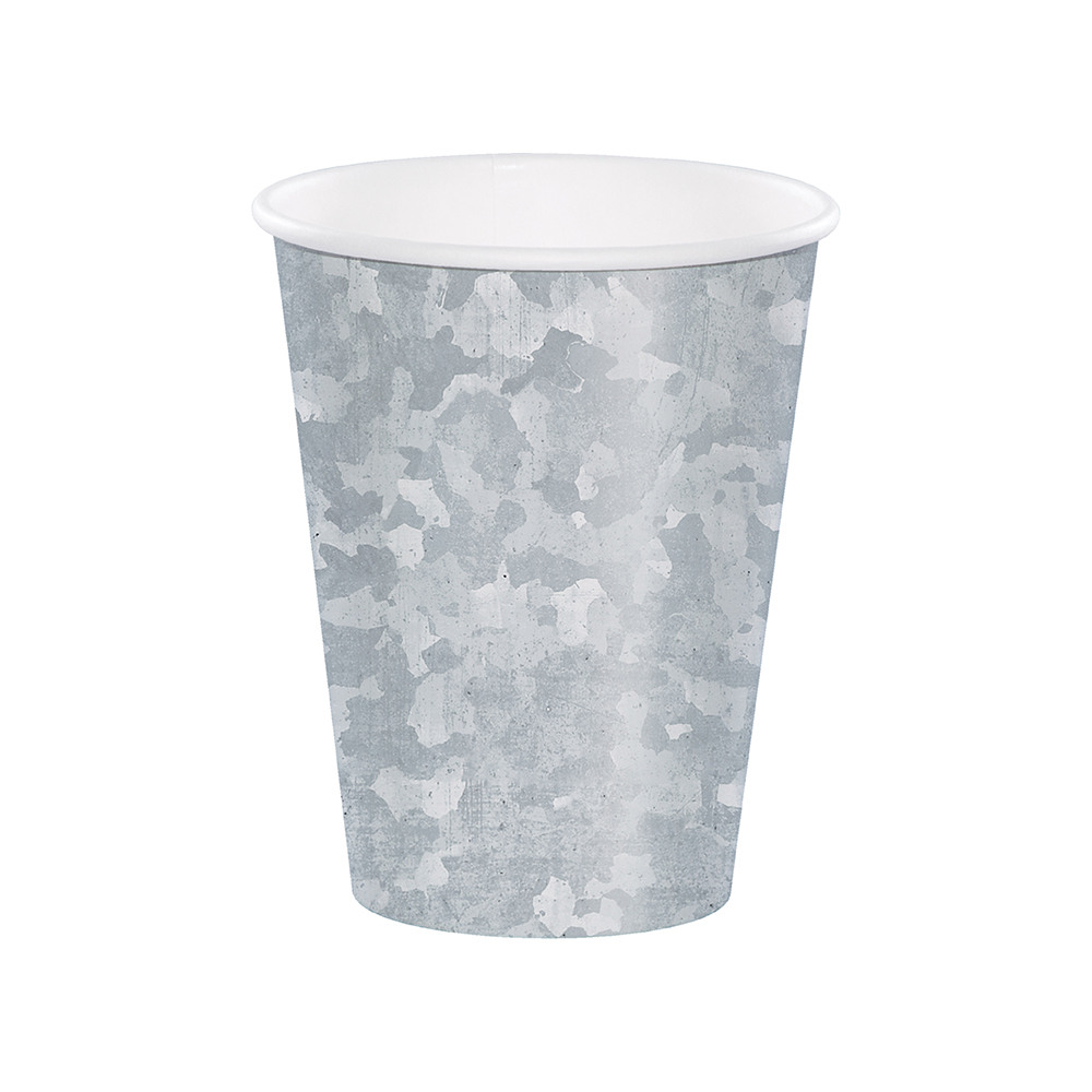 Galvanized Hot/Cold Cup