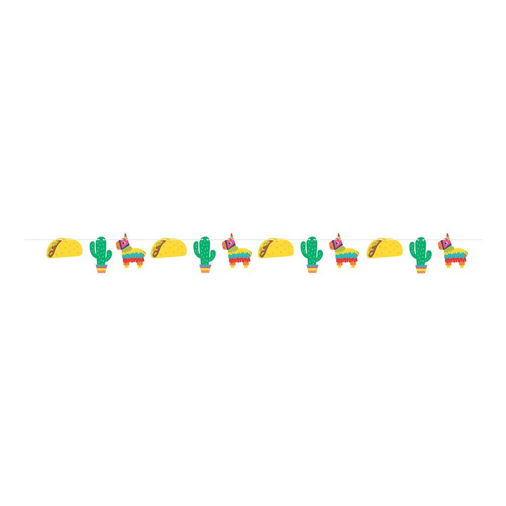 Fiesta Fun Party Banner 11478