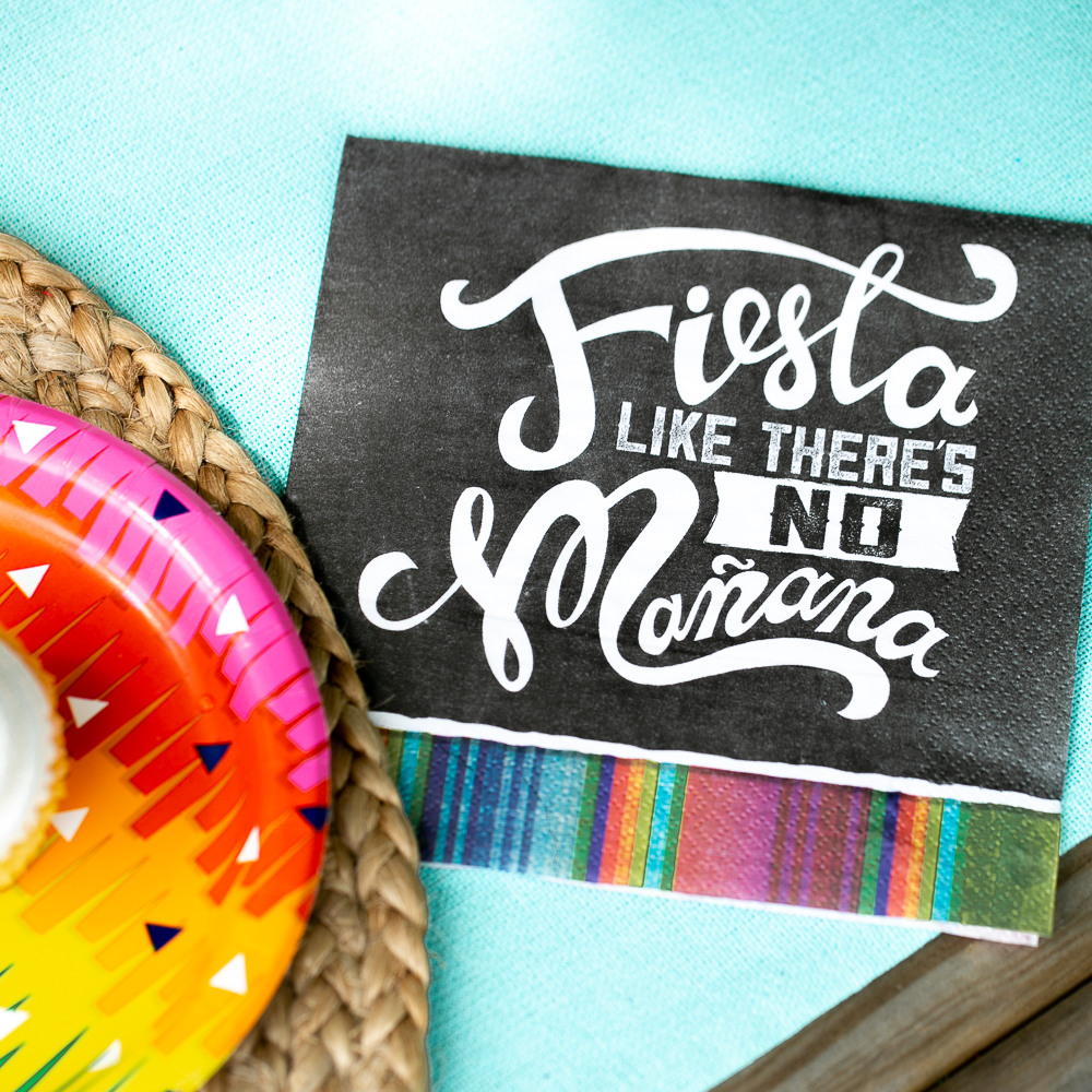 Serape Fiesta Napkin 11480