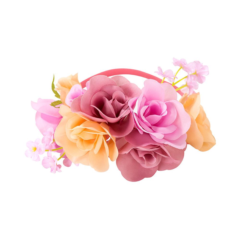 Blossom Girls Floral Headband 11501