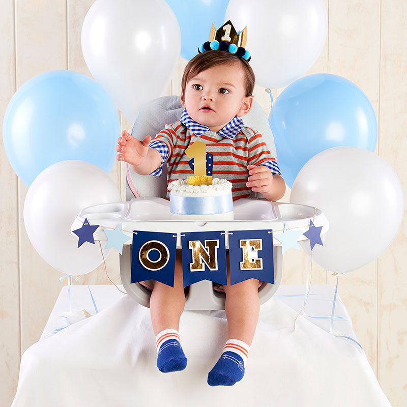First Birthday Kid