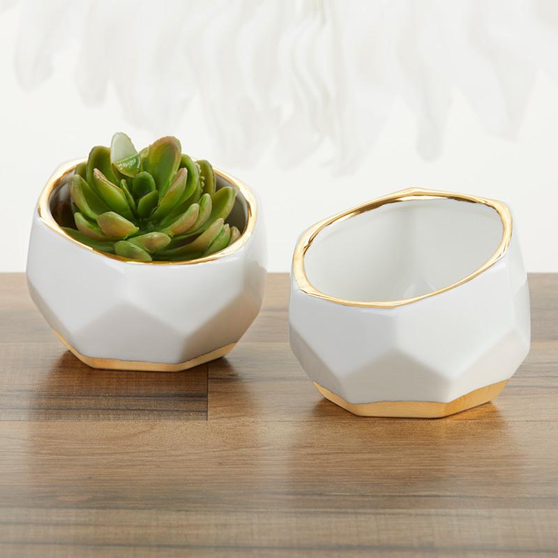 Ceramic Plant Holders 11526