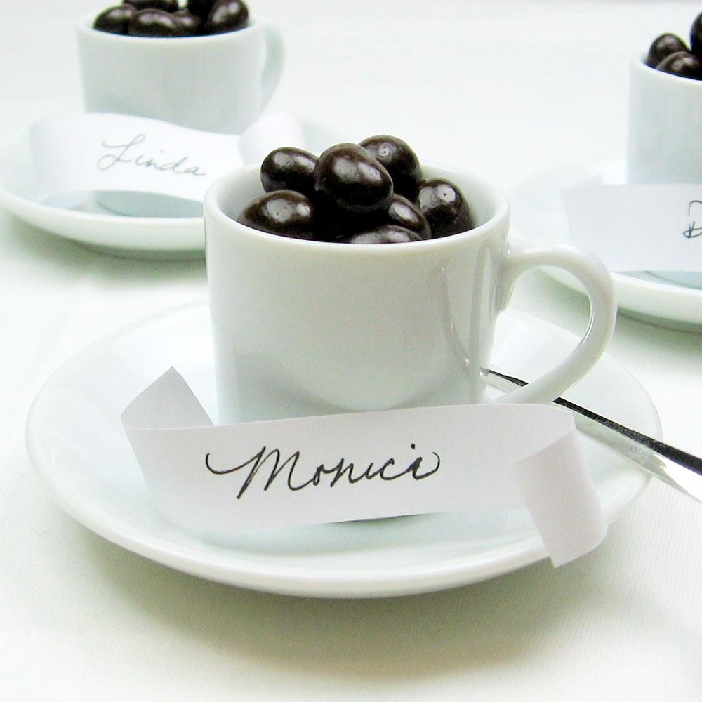 Mini Espresso And Saucer Sets 1166