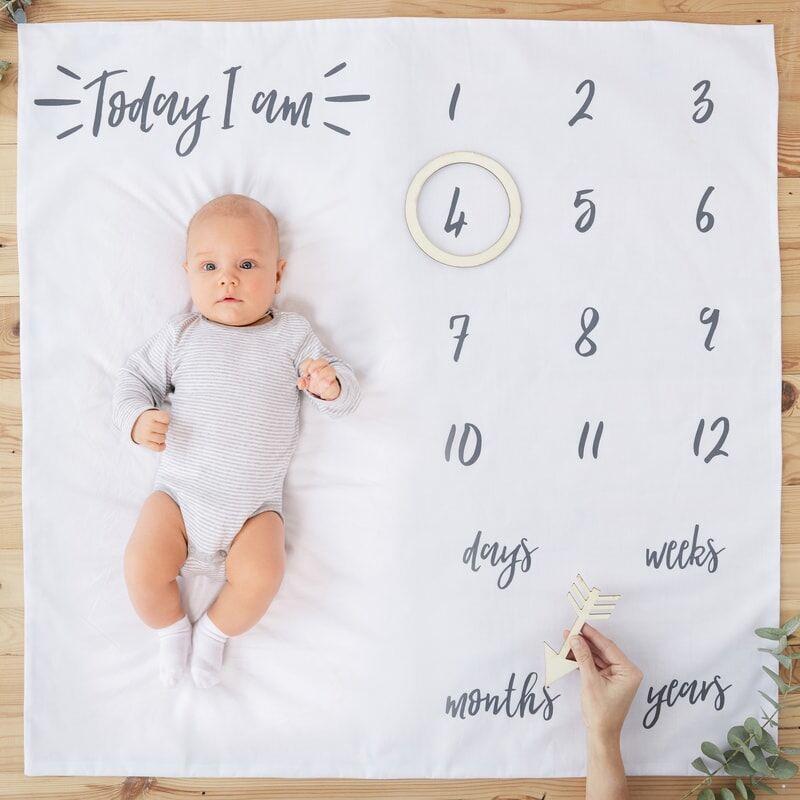 Baby Milestone Mat 11931
