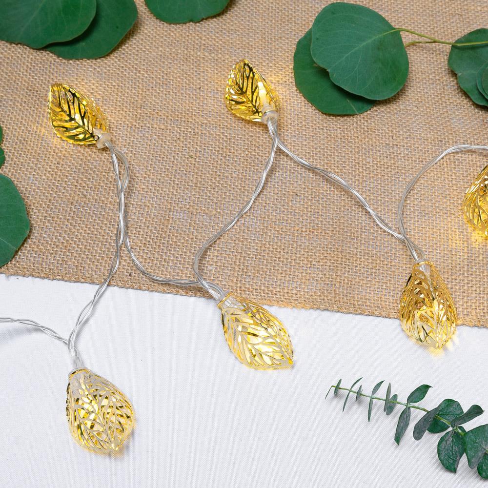 Gold Vine String Lights