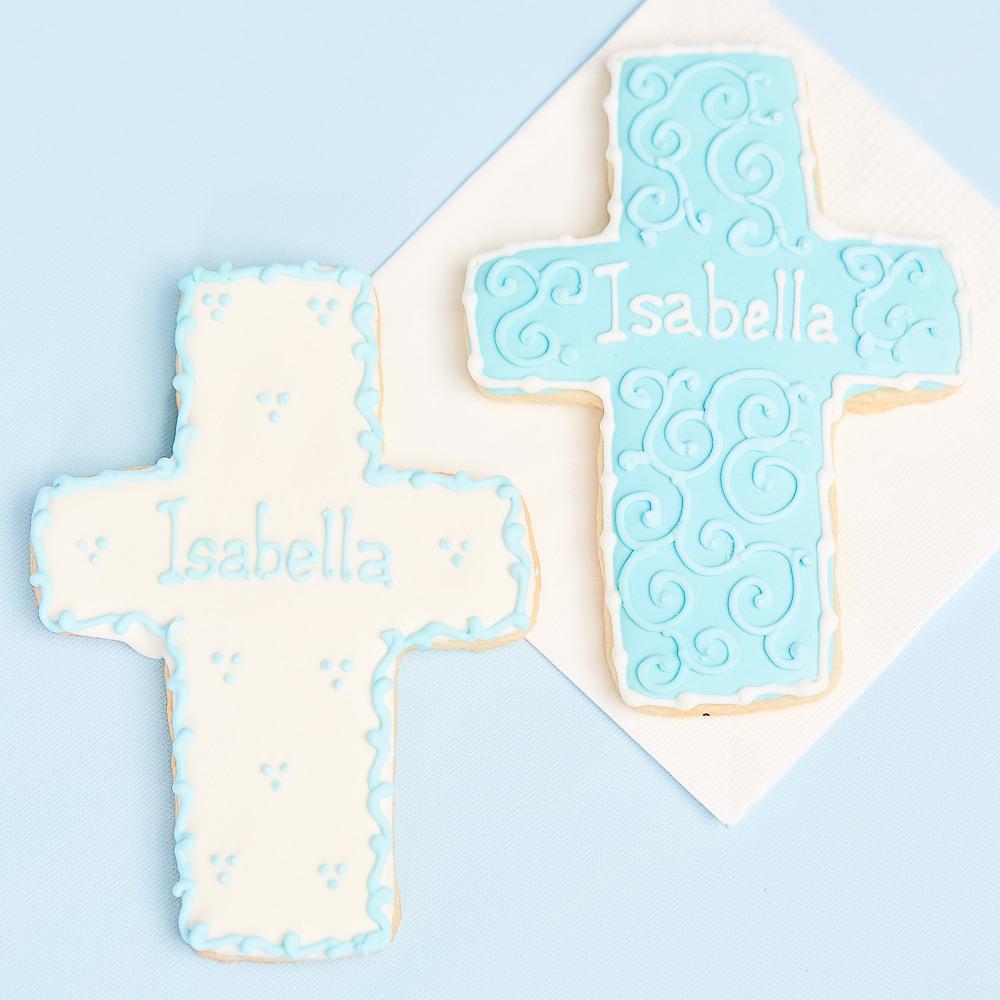cross cookie