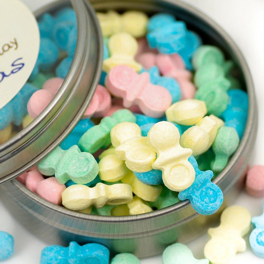 Pastel Sweet Tart Pacifier Candy 1367