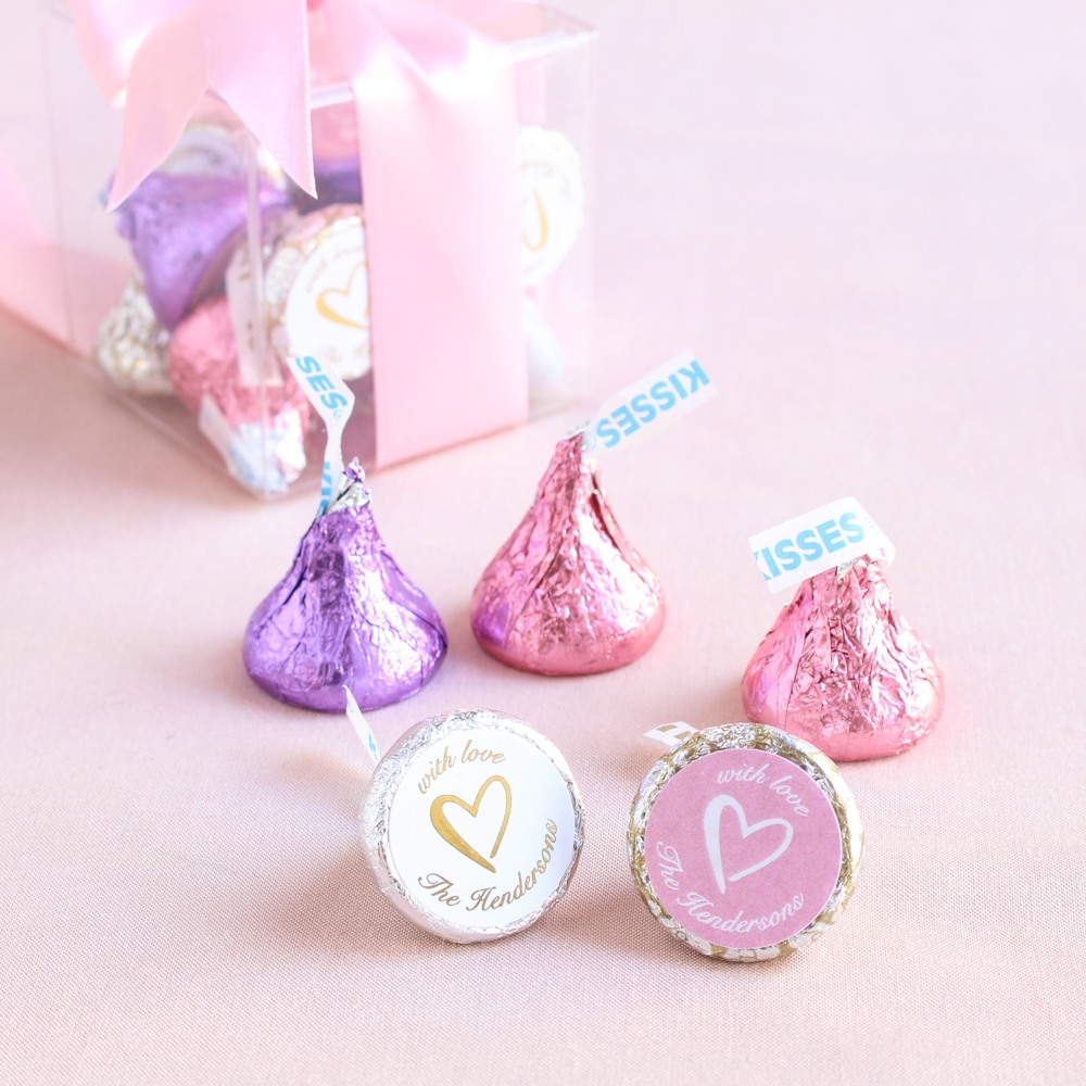 Personalized Wedding Hershey'S Kisses 1431