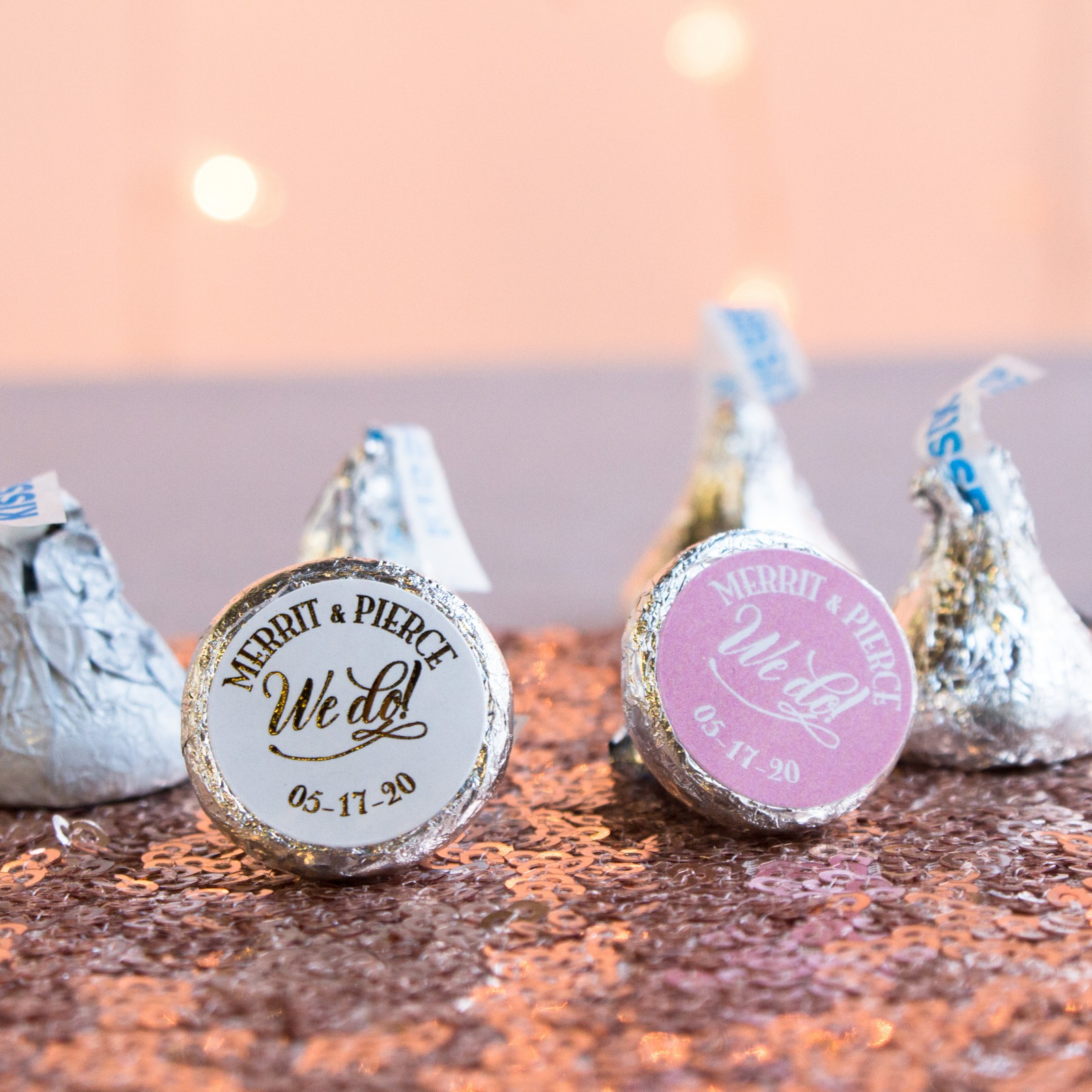 Personalized We Do Kisses