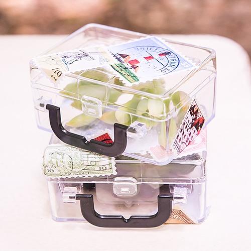 Mini Travel Suitcase Favors 1879
