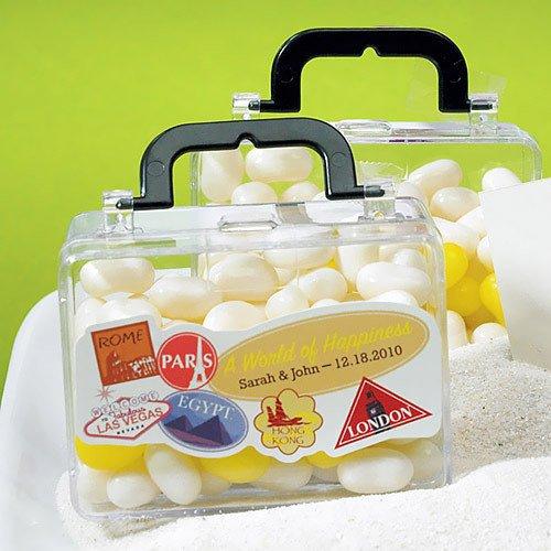 Travel Suitcase Wedding Favors