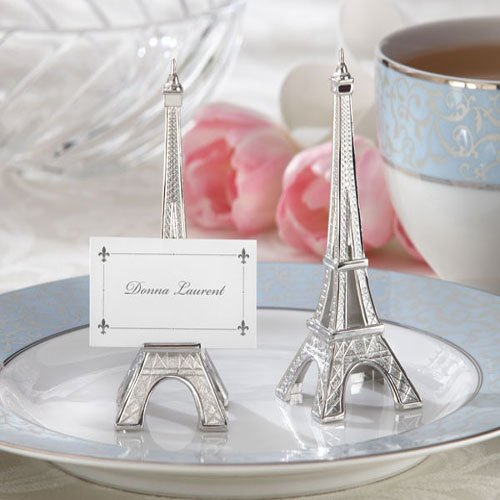 Mini Eiffel Tower Place Card Holders 2050