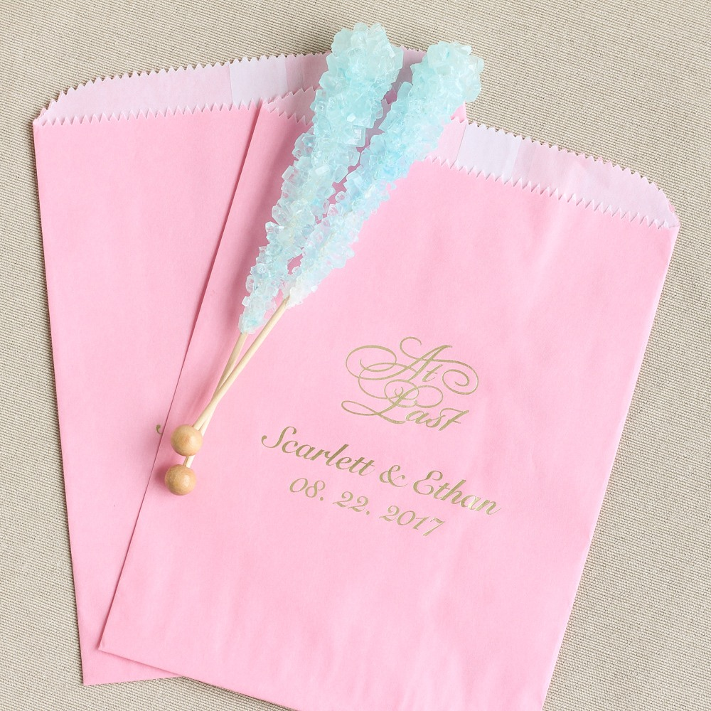 Personalized Fairy Tale Sweets 'n Treats Bag