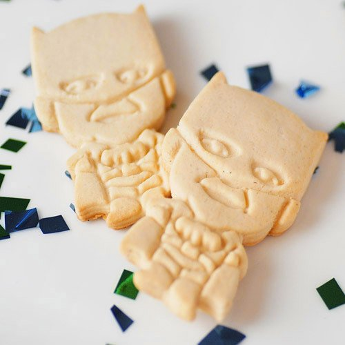 Birthday Customized Cartoon Cookies