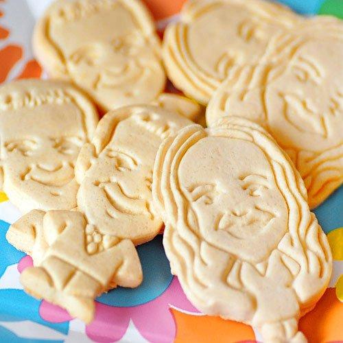 Customized Cartoon Cookies