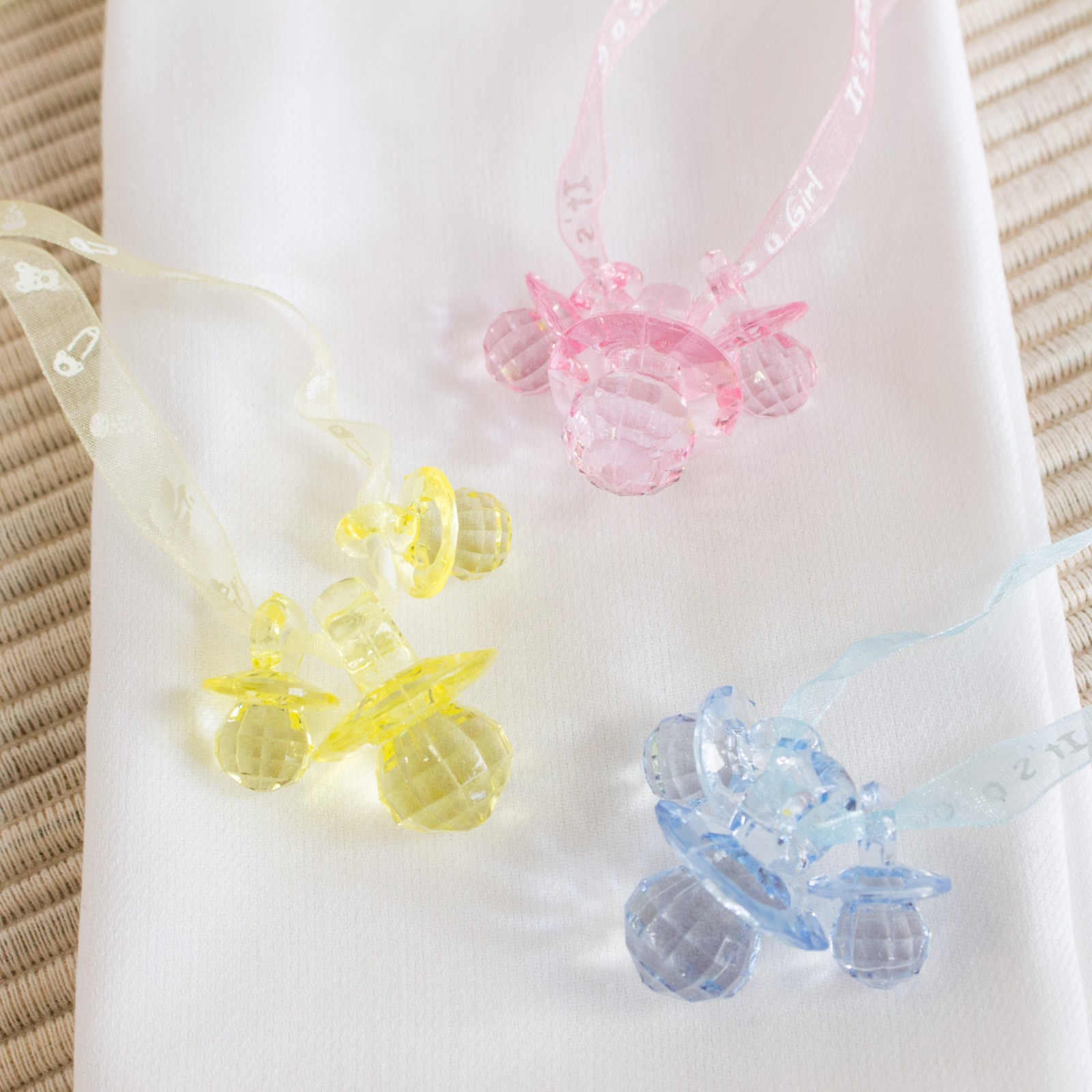 Baby Pacifier Necklaces 2187