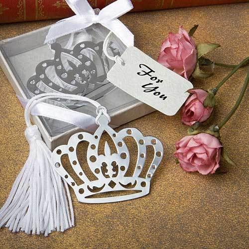 Crown Bookmark 2267