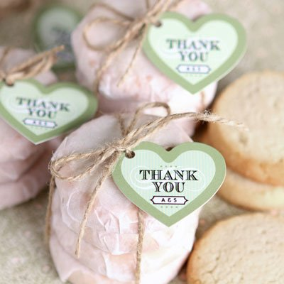 Personalized Heart Shaped Gift Tags 2271
