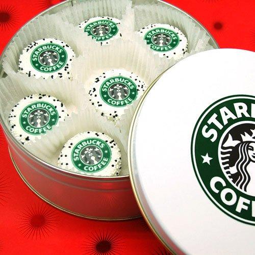 Corporate Logo Oreo Gift Tin 2360