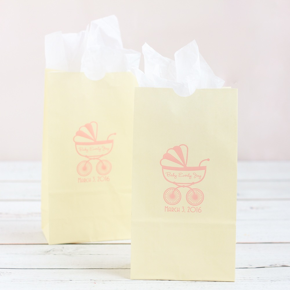 Personalized Carriage Goodie Bags