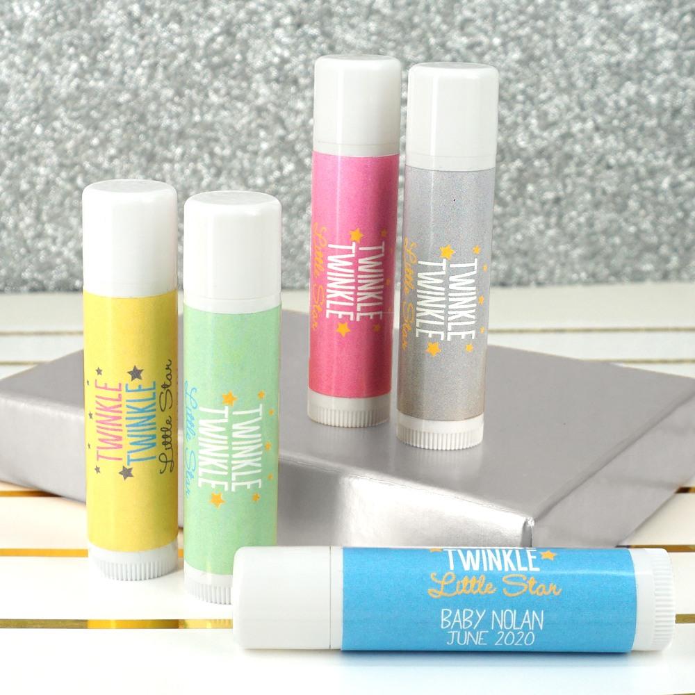 Twinkle Twinkle Personalized Lip Balm