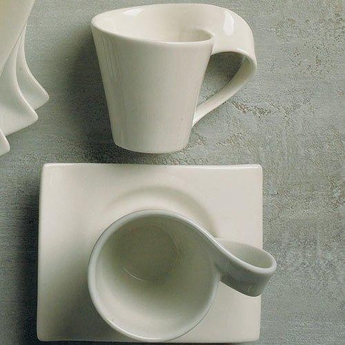 Swish Cup And Saucer Set
