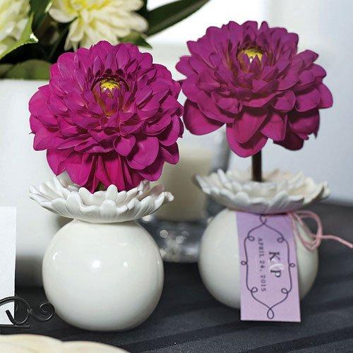 Mini Porcelain Flower Vases 4191
