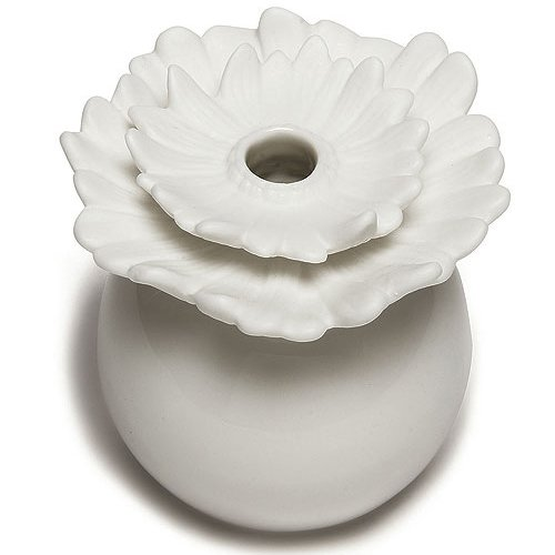 Mini Porcelain Flower Vase