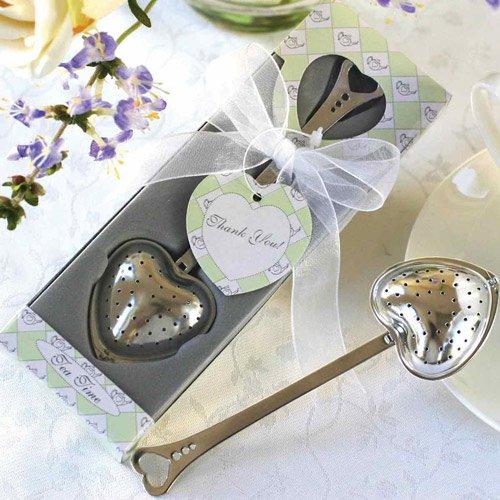 Tea Time Heart Shaped Tea Infuser
